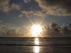 Magnificant Hawaii Sunrise